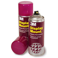 3M DISPLAYMOUNT ADHESIVE 400ML 3M
