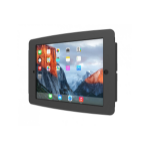 Compulocks Space iPad Pro 12.9-inch (4th & 3rd Generation) Security Display Enclosure - Black