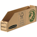 Fellowes 07351 Brown file storage box/organizer