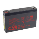 CSB HRL634W rechargeable battery Sealed Lead Acid (VRLA) 6 V