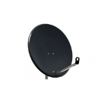 Maximum S80RAL7016M-BULK Anthracite satellite antenna