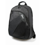 "Port Designs Meribel 17.3"" 17.3"" Backpack Black"