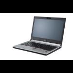 """Fujitsu LIFEBOOK E736 2.3GHz i5-6200U 13.3"""" 1920 x 1080pixels 3G 4G Red,Silver Notebook"""