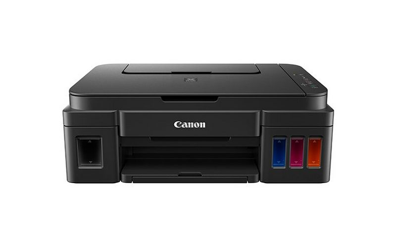 Pixma G2501 - Multi Function Printer - Inkjet - A4 - USB/ Ethernet