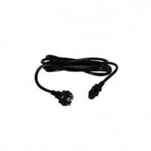 Honeywell 9000090CABLE cable de transmisión Negro Enchufe tipo F C14 acoplador