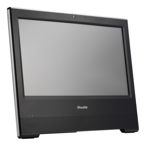 Shuttle XPC all-in-one X50V6 Black Intel SoC BGA 1356 39.6 cm (15.6