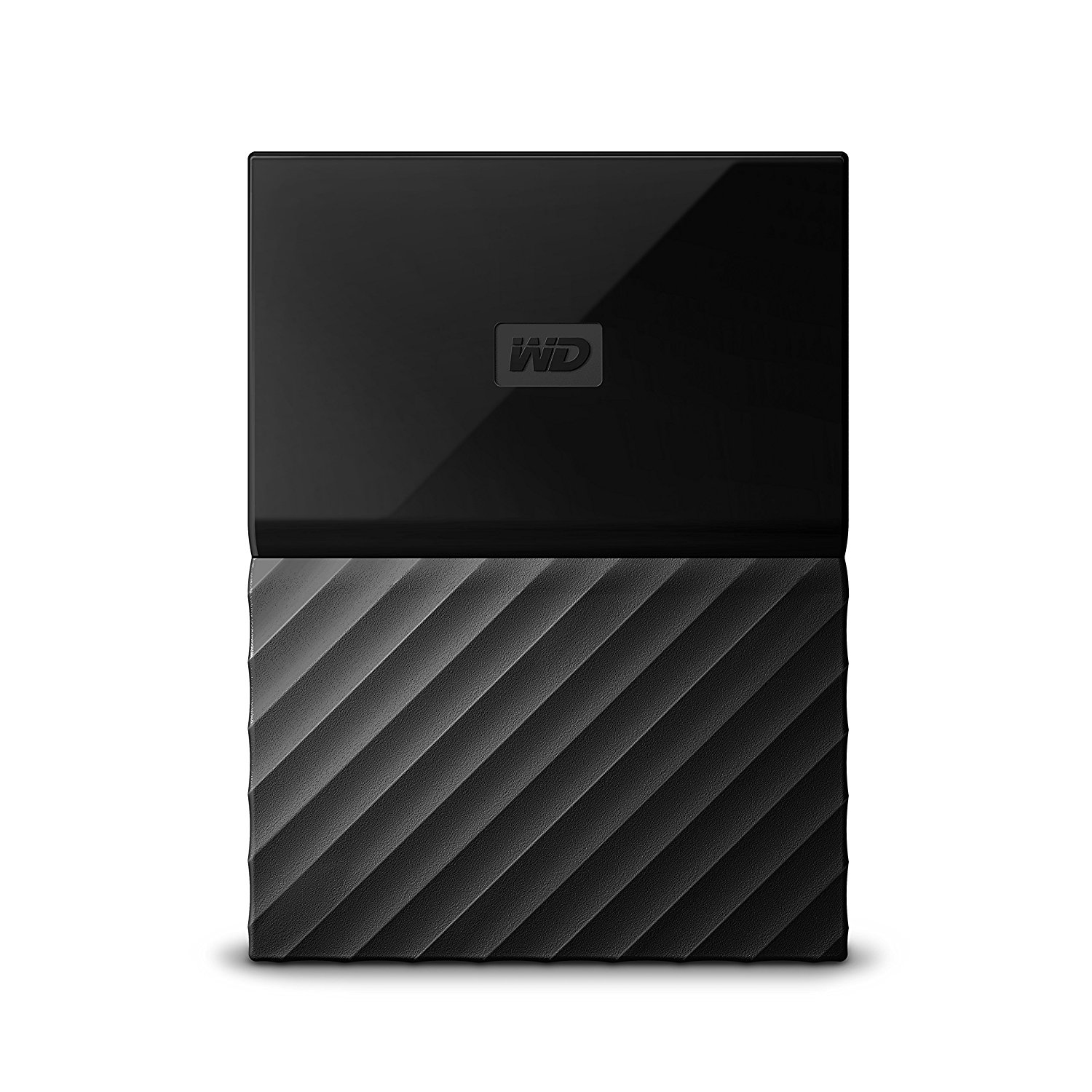 Western Digital My Passport externe harde schijf 2000 GB Zwart