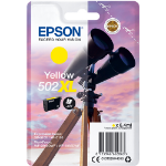 Epson 502XL 6.4ml 470pages Yellow ink cartridge C13T02W44010