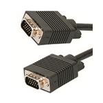 """4XEM VGA, M/M, 10 ft. VGA cable 118.1"""" (3 m) VGA (D-Sub)"""