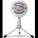 Blue Microphones Snowball iCE Blanco Micrófono de superficie para mesa
