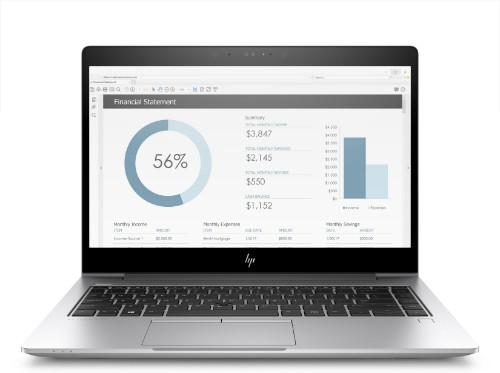 """HP EliteBook 830 G5 Silver Notebook 33.8 cm (13.3"""") 1920 x 1080 pixels 8th gen Intel® Core™ i5 i5-8350U 8 GB DDR4-SDRAM 256 GB SSD Windows 10 Pro"""