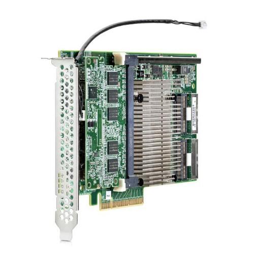 Hewlett Packard Enterprise SmartArray P840/4GB FBWC 12Gb 2-ports Int FIO SAS PCI Express x8 3.0 12Gbit/s RAID controller