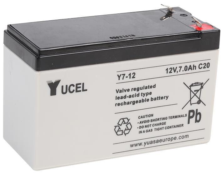 Yuasa Valve Regulated Lead Acid Battery