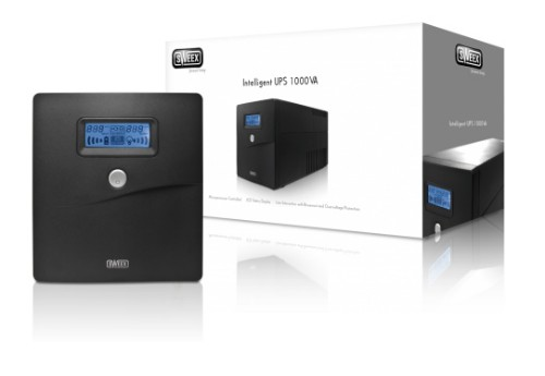 Sweex Intelligent UPS 1000VA uninterruptible power supply (UPS)