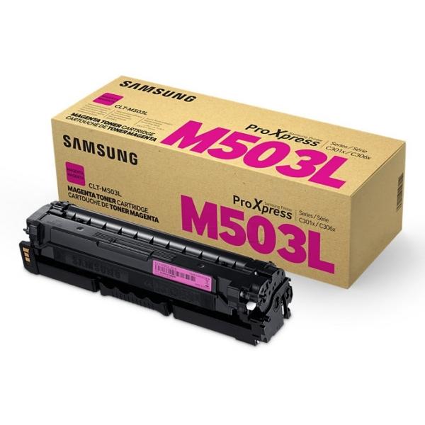 Samsung CLT-M503L/ELS (M503L) Toner magenta, 5K pages