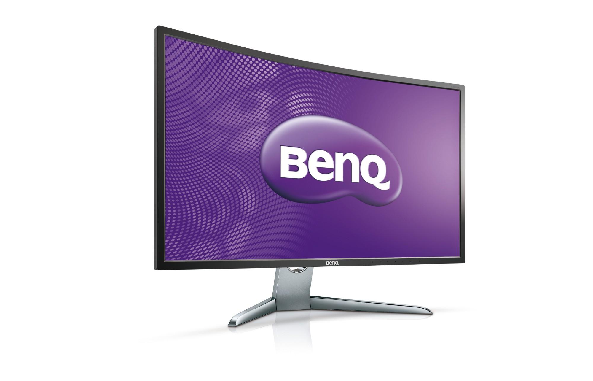 "Benq EX3200R LED display 80 cm (31.5"") Full HD Curved Black,Silver"