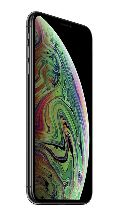 """Apple iPhone XS Max 16,5 cm (6.5"""") 512 GB SIM doble 4G Gris iOS 12"""