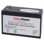 CYBERPOWER SYSTEMS U UPS RPLMNT BATT CART 12V 8AH 18M WTY.