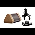 Hercules WAE Outdoor 04Plus pack 5 W Stereo portable speaker Brown