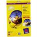 Avery C9660-25 White CD/DVD printer label