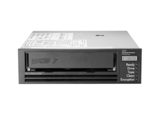 Hewlett Packard Enterprise StoreEver LTO-7 Ultrium 15000 Internal tape drive 6000 GB