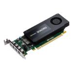HP NVIDIA Quadro K1200 4GB TWR/SFF Kit NVIDIA Quadro K1200
