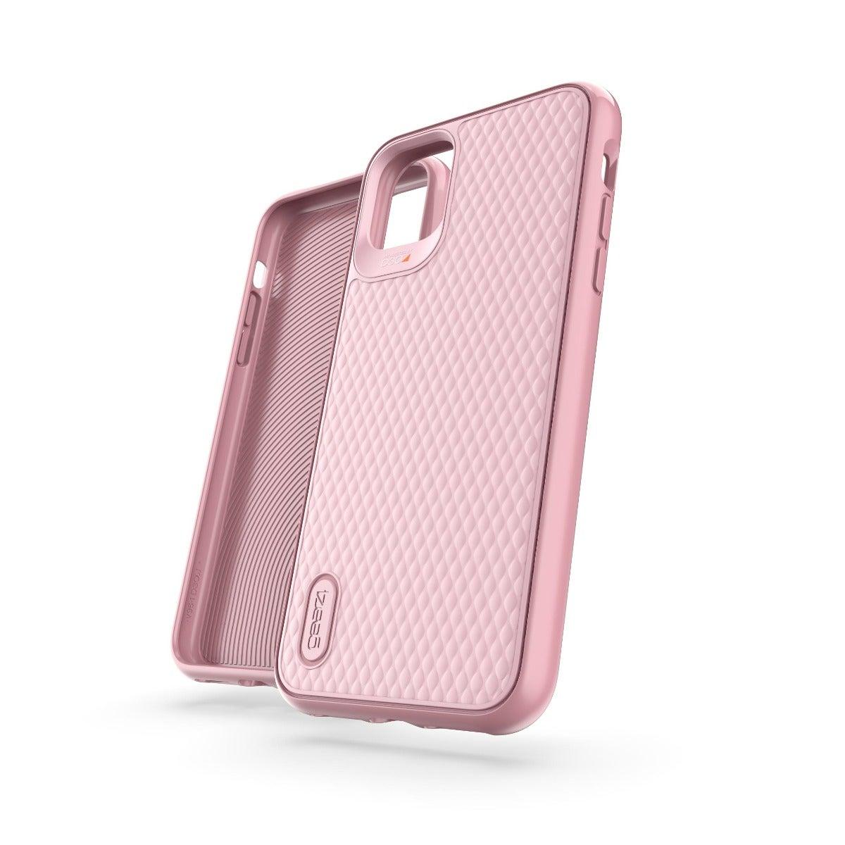 "GEAR4 Battersea funda para teléfono móvil 16,5 cm (6.5"") Rosa"
