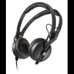 Sennheiser HD 25 Black Supraaural Head-band headphone