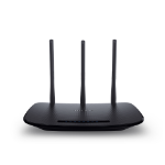 TP-LINK TL-WR940N V6 wireless router Single-band (2.4 GHz) Fast Ethernet Black