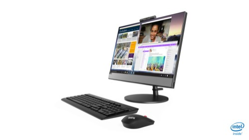 "Lenovo V530 54.6 cm (21.5"") 1920 x 1080 pixels Touchscreen 1.70 GHz 8th gen Intel® Core™ i5 i5-8400T Black All-in-One PC"