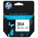 HP N9K05AE (304) Printhead color, 120 pages @ 5% coverage, 2ml