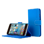 """TheSnugg B0151ONY7A 4.7"""" Wallet case Blue mobile phone case"""