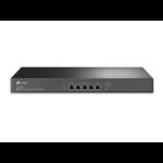 TP-LINK TL-ER6120 wired router Gigabit Ethernet Black