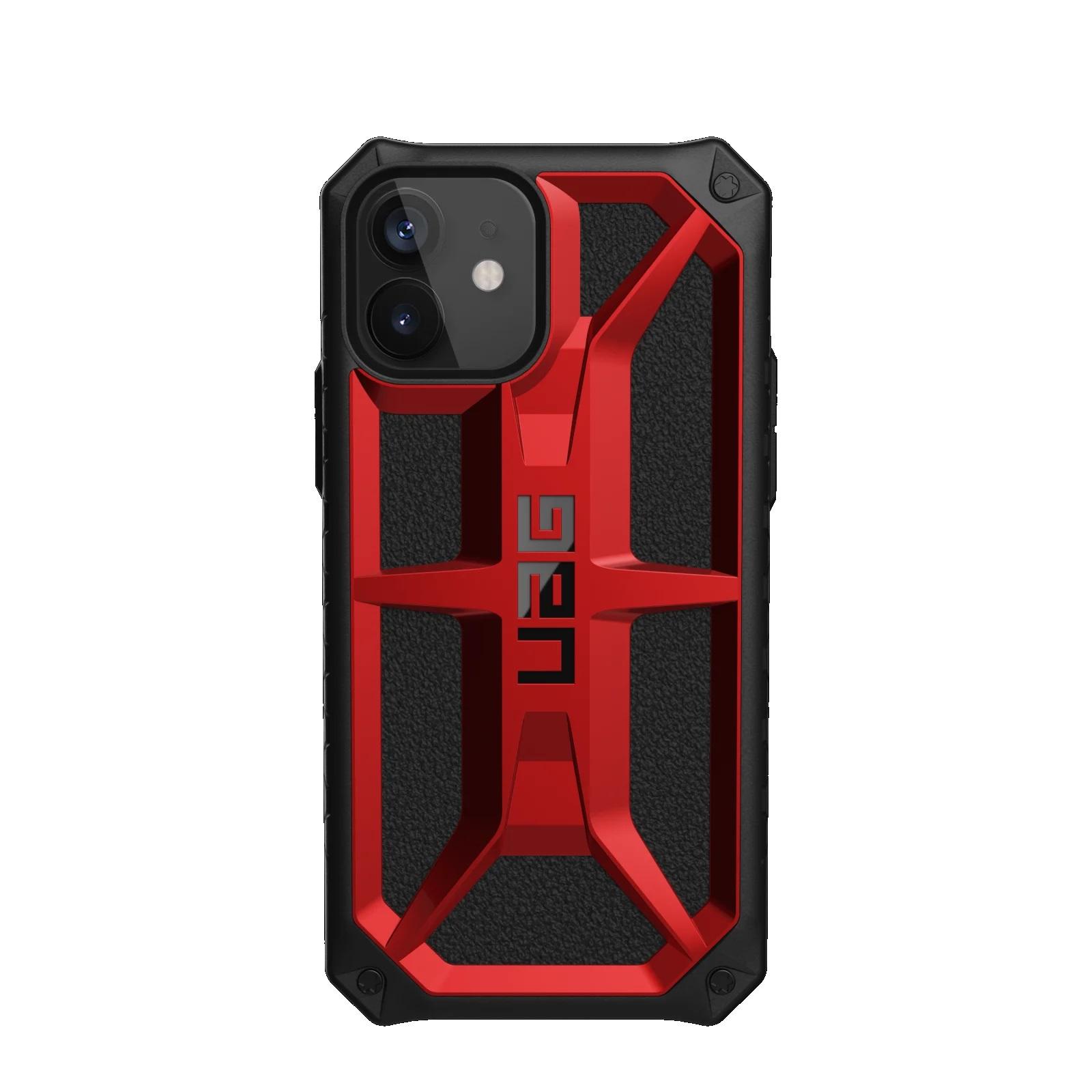 "Urban Armor Gear APPLE MILLENIUM 2 MONARCH ACCS funda para teléfono móvil 15,5 cm (6.1"") Negro"