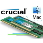 Micron (Crucial) Crucial 4GB (1x4GB) DDR3 1866 for MAC SODIMM 1.35V