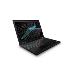 "Lenovo ThinkPad P50 DDR4-SDRAM Mobile workstation 39.6 cm (15.6"") 1920 x 1080 pixels 6th gen Intel® Core™ i7 8 GB 256 GB SSD NVIDIA® Quadro® M2000M Wi-Fi 5 (802.11ac) Windows 7 Professional Black"