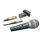 Audio-Technica ATR1500 Studio microphone Wired Black, Silver