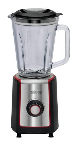 Zanussi ZBL-920-RD blender 1.5 L Tabletop blender 600 W Black, Red, Silver