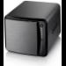 Zyxel NAS542 NAS Escritorio Ethernet Negro