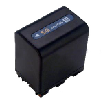2-Power VBI9600A rechargeable battery
