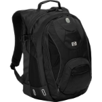 """HP GN073AA notebook case 17"""" Backpack case Black"""
