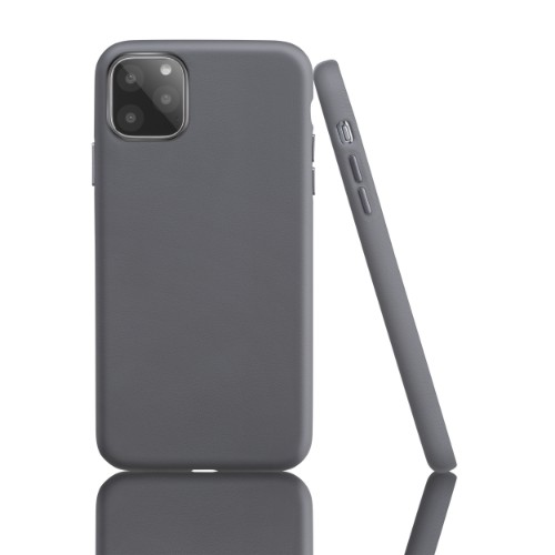 Garbot Corium Nappa Leather Case for Iphone 11 ProMax Blue Grey