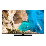"Samsung HG43ET690UB hospitality TV 109.2 cm (43"") 2K Ultra HD Black Smart TV 20 W"