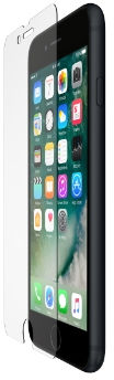 Belkin ScreenForce Tempered Glass Clear screen protector Mobile phone/Smartphone Apple 1 pc(s)