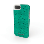 Kensington Leather Texture Case for iPhone® 5/5s - Teal