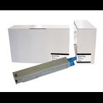 Generic Remanufactured Generic compatible Oki 43459324 toner cartridge.