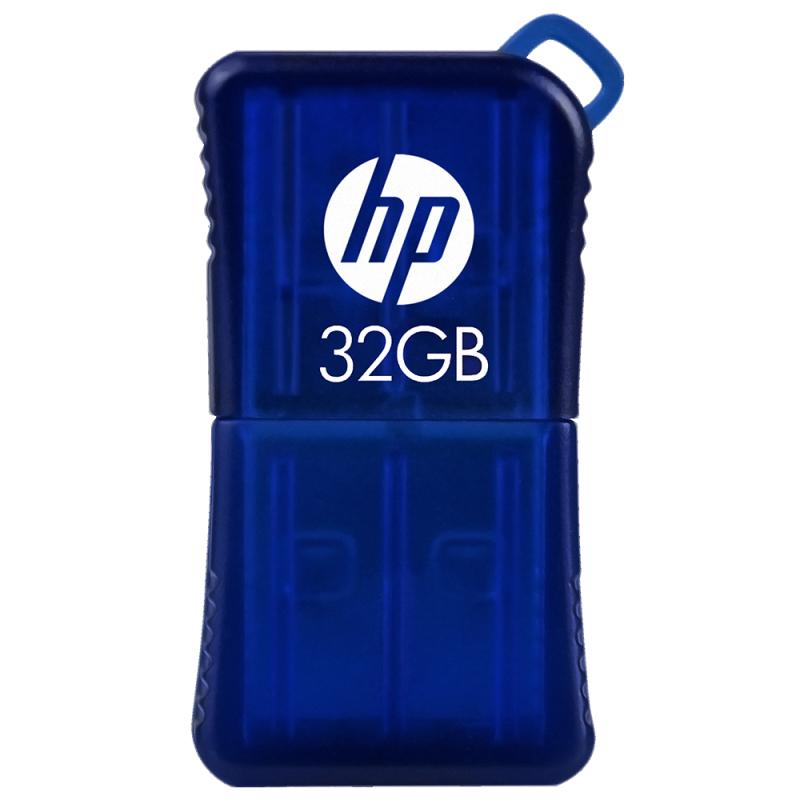 PNY HP v165w 32GB 32GB USB 2.0 Type-A Blue USB flash drive