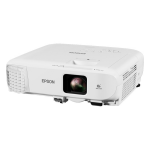 Epson EB-972 data projector Ceiling-mounted projector 4100 ANSI lumens 3LCD XGA (1024x768) White