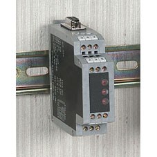 Black Box ICD100A serial converter/repeater/isolator RS-232 RS-422/485 Black, Grey