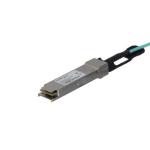 StarTech.com Cisco QSFP-H40G-AOC15M Compatible - QSFP+ Active Optical Cable - 15 m (49 ft.)